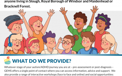 Easy-to-access Autism & ADHD services – A Gem of a find